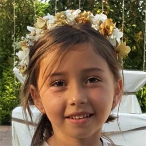 diadema de flores infantil bodas