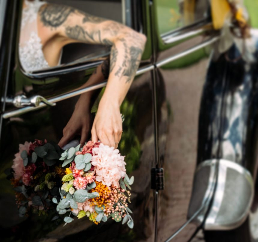 e927b4cb1227 Los ramos de flores de nuestras novias Ulilove