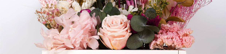 regalos originales con flores para celebraciones