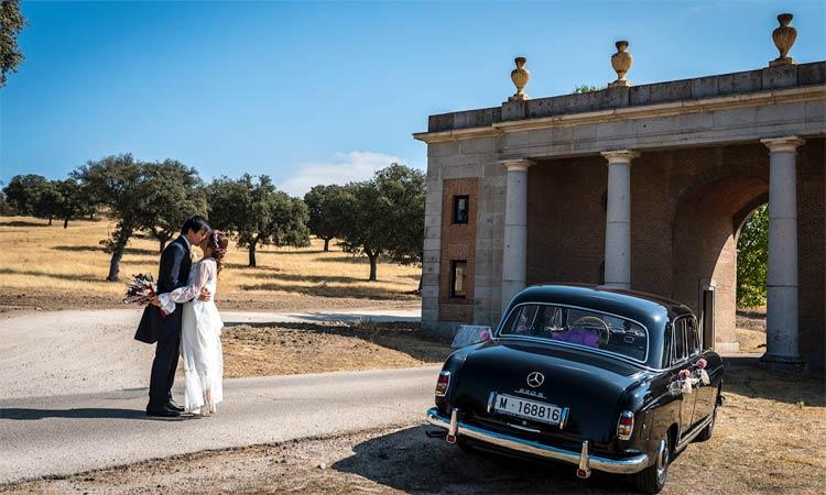 detalle fotos recién casados