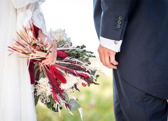 Sandra & Xiang una boda con flores de estilo oriental