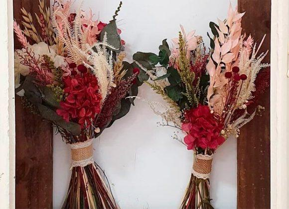 Ideas de réplicas de ramo de novia para regalar en vuestra boda