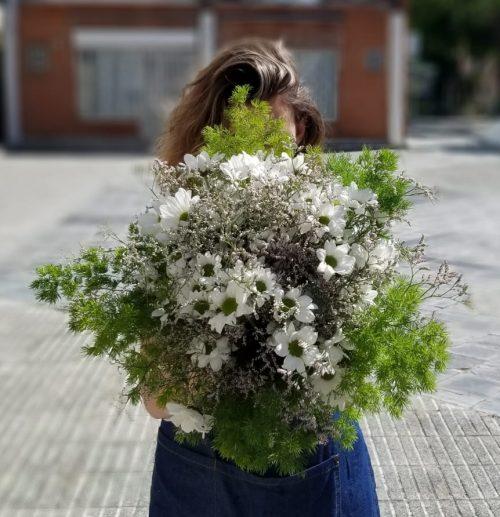 ramo sicilia de flores naturales