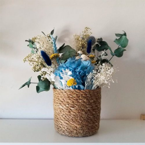 mini rakkaus centro de flores