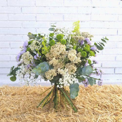 ramo de flores bari