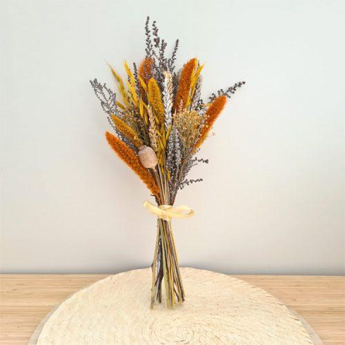 ramillete autum de flores de otoño