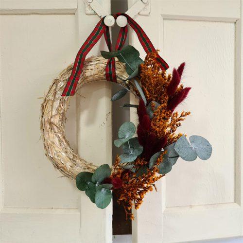 corona tatarica adorno de navidad