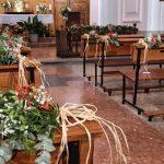decoración iglesia cristo de el pardo