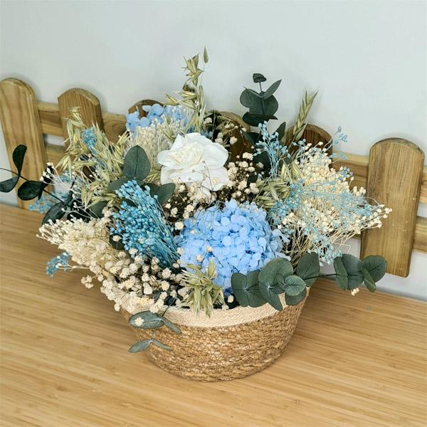 centro de flores preservadas florencia