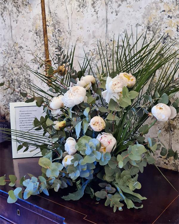 decoración de boda en restaurante