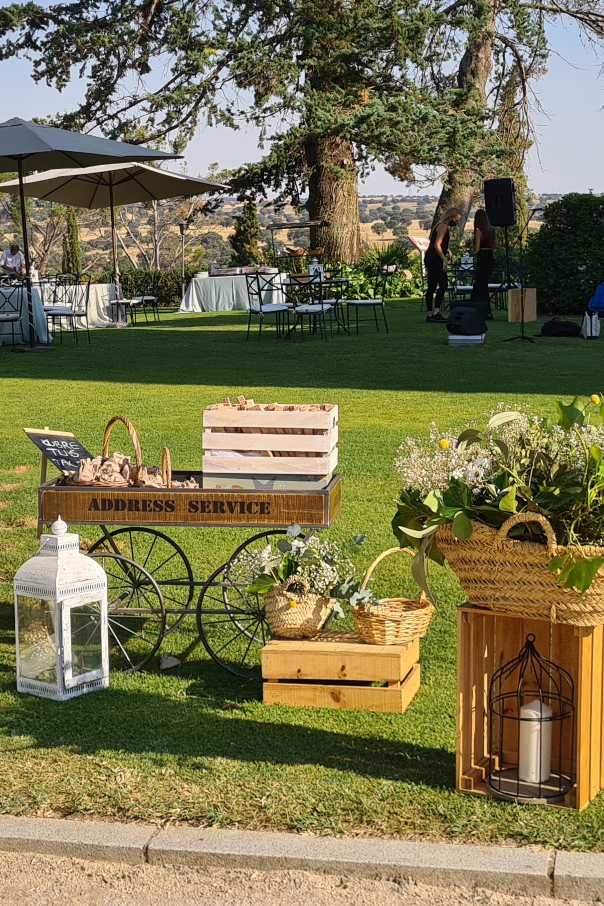florista de bodas