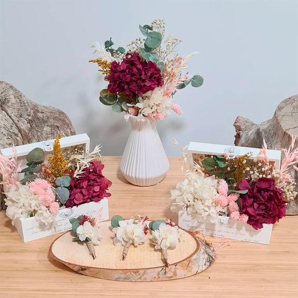 replicas de ramo de novia
